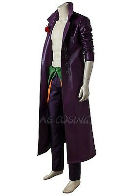 INJUSTICE2 Joker Cosplay Costume Hollween Costume All - Hollween Costum