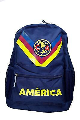 club america mochila backpack soccer bookbag official licensed bag mexico new 1 Club America Backpack