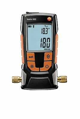 Testo 552 Digital Vacuummicron Gaugetemperature With Bluetooth 0560 5522