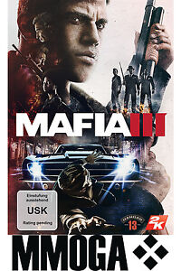 Mafia III - Steam Digital Download Key - PC Spiel Code Mafia 3 [NEU] [EU] [DE]