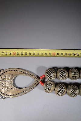 Art African Beads African Ball Bronze 34