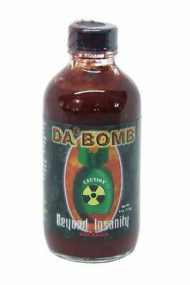 Da' Bomb Beyond Insanity Hot Sauce 113g - Featured on Hot Ones