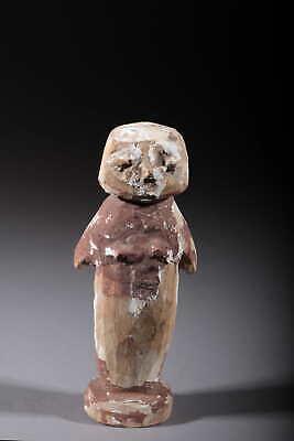 art african Statue fetish voodoo adan 1473