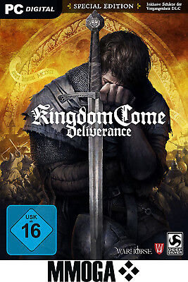 Kingdom Come Deliverance Special Edition - Steam Digital Key - PC Code [EU/DE]