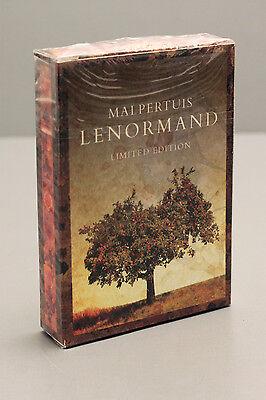 MALPERTUIS LENORMAND LTD EDITION FORTUNE TELLING CARD DECK - NIB