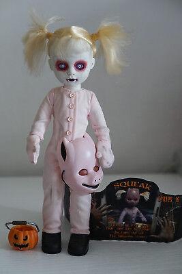 Living Dead Dolls SQUEAK Halloween Series 16 Doll Puppe wie neu