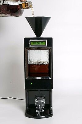 Alcohol dispenser - The Perfect Shot allows you to secure and regulate alcohol!