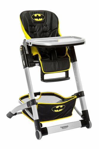 KidsEmbrace DC Comics Batman Deluxe High Chair Brand New Free Shipping !!