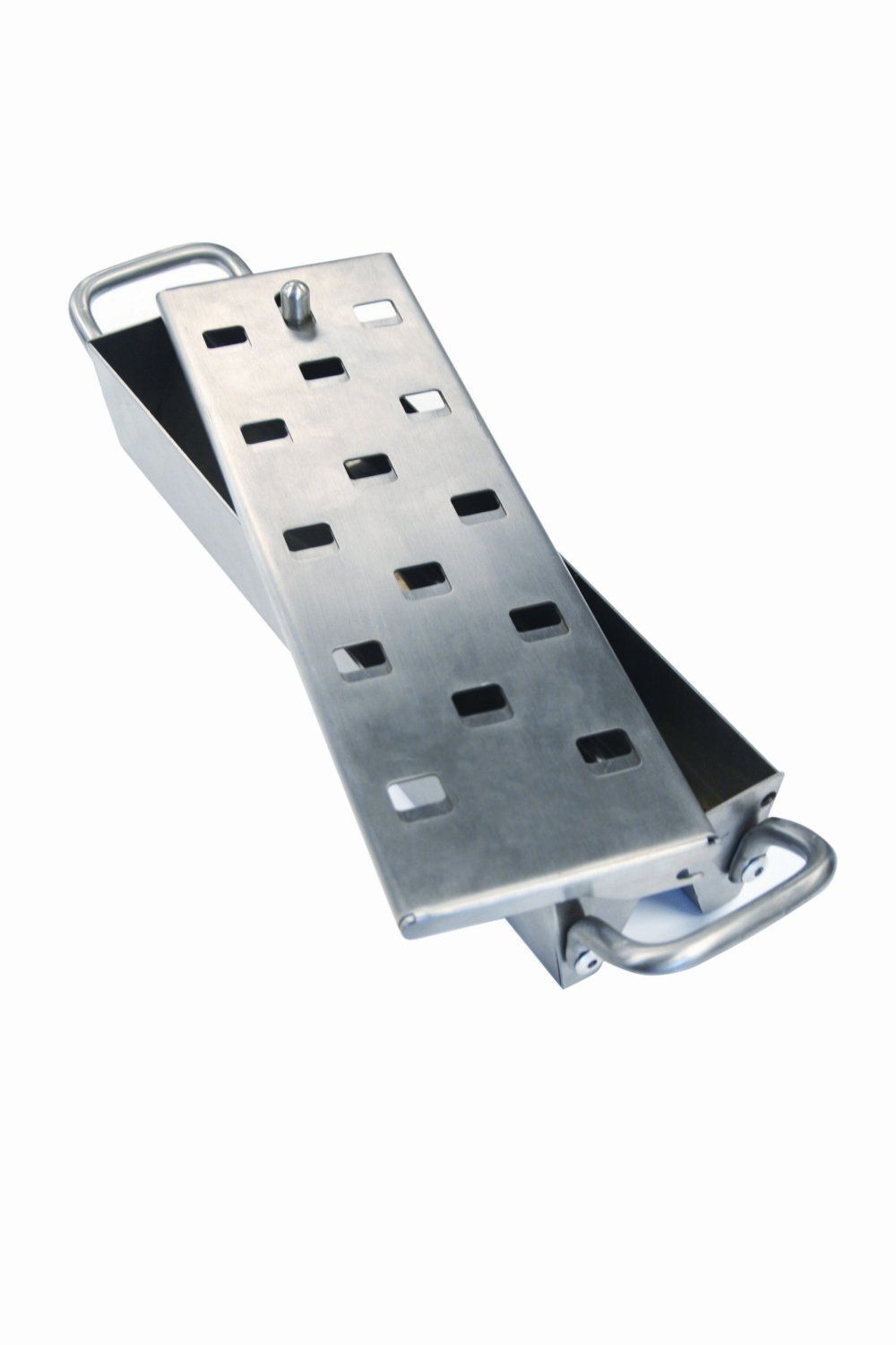 Broil King Imperial Two Chamber Hinged Lid Stainless Steel