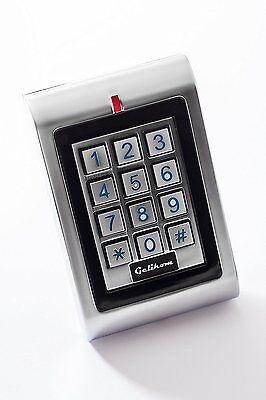 RFID und PIN Codeschloss Wetterfest IP66 Tor Türöffner Transponder Passwort Code
