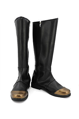 Dark Knight Boots (Batman The Dark Knight Cosplay Boots Shoes Custom)