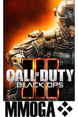 Call of Duty Black Ops III - PC Steam Key CoD 12 BO 3 Free Nuketown DLC Uncut EU