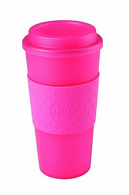 Copco 2510-0410 Acadia Travel Mug, 16-Ounce, Translucent Pink , New, Free Shippi 16 Oz Translucent Travel Mug