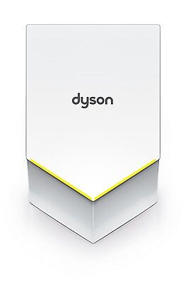 Dyson Airblade V Hu02 Hand Dryer White Abs Cover Ada Compliant 110v120v