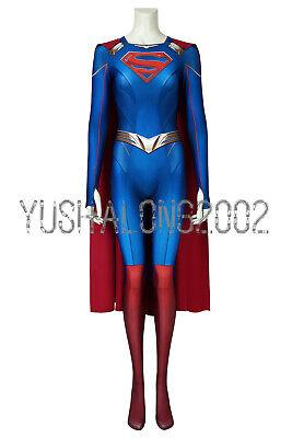 Supergirl Season 5  Kara Zor-el Zentai Cosplay - Kara Zor El Kostüm