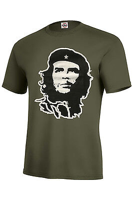 Che Guevara T-Shirt Revolution Adult Sizes S-5XL Assorted Colors Must Have !!!