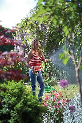 Hozelock 50m Ultraflex Hose 7750 Garden Hose Pipe Watering Anti Kink Green