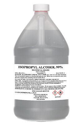 Isopropyl Alcohol 99% Technical Grade 1 Gallon