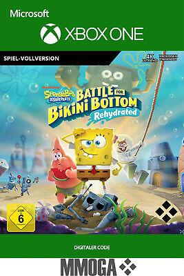 SpongeBob SquarePants - Battle for Bikini Bottom Rehydrated - Xbox One Code - EU