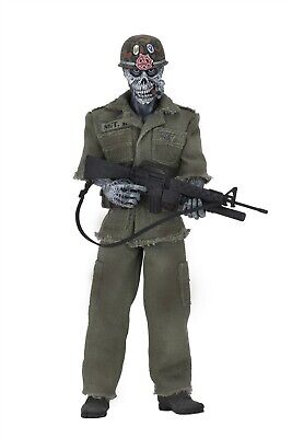 "Stormtroopers of Death - S.O.D. -  8"" Clothed Action Figure - Sgt. D - NECA"