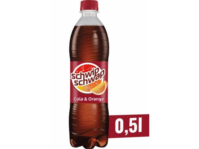 Schwip Schwap Original Koffeinhaltiges Erfrischungsgetränk 18x 0, 5 l MHD 11/20