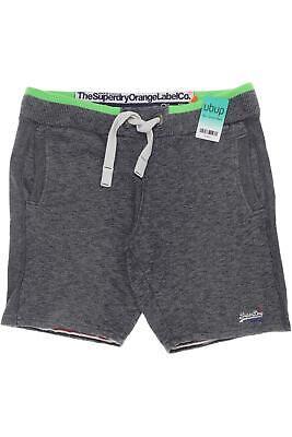 Superdry Shorts Herren kurze Hose Gr. L kein Etikett blau #5128657