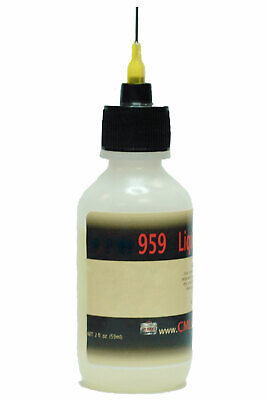 Kester 959t Liquid Soldering Flux No-clean 2oz Bottle