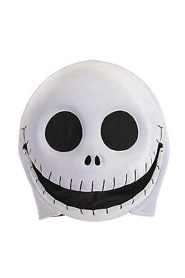 Jack Skellington Mask Nightmare Before Christmas Fancy Dress Costume Accessory, used for sale  Longview