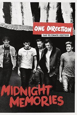 One Direction  Midnight Memories  Audio Cd