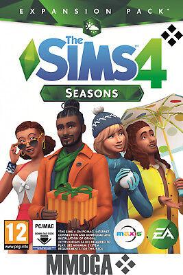 Sims 4 Seasons Key   Ea Origin Expansion Code   Pc   Mac Game Key  Ca Us