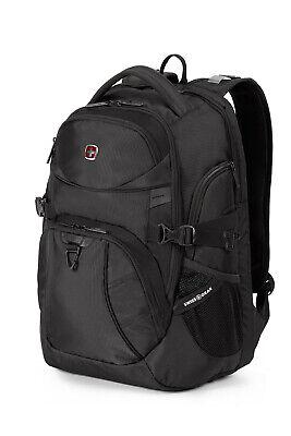 Swissgear 5901 Laptop Backpack - Black Cod