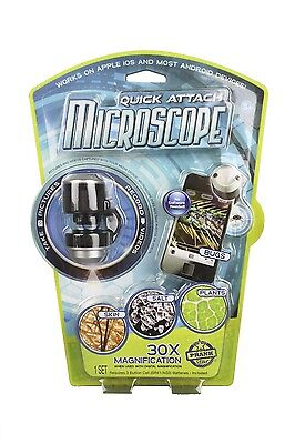 QUICK-ATTACH MICROSCOPE by PRANK STAR (2012) (2993)