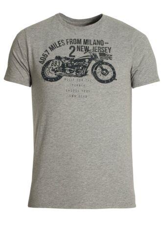 Mens T-Shirt 883 Police Horton Graphic Print T-Shirt