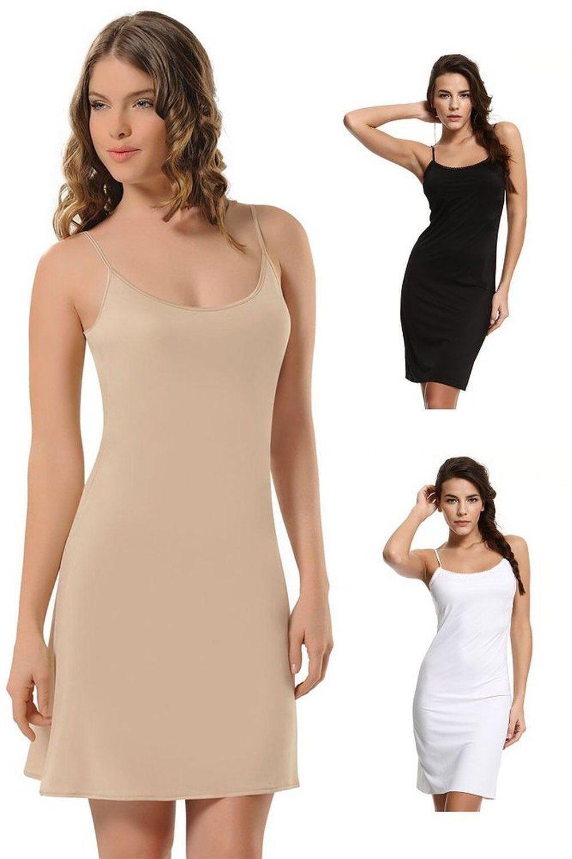 BALI Lingerie - Damen Kurz Unterkleid