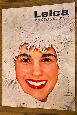 VERY NICE Leica Photography Magazine 1958 Volume 11 No.1