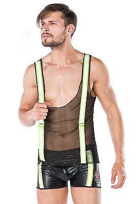 Sexy Herren Feuerwehrmann-Set Kostüm Hemd Boxershorts Wetlook S/M L/XL 2 3 4 - Feuerwehrmann Kostüm Für Herren