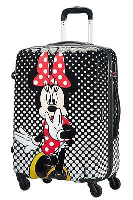 Trolley American Tourister disney legends spinner S 19C*019 minnie mouse polka d