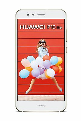 HUAWEI P10 LITE 32GB BIANCO WHITE DISPLAY 5.2 4 GB GAR ITALIA PEARL BRAND 32 GB