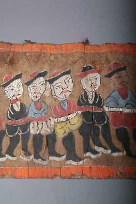 Art Asia Parchment Shaman Dao Long