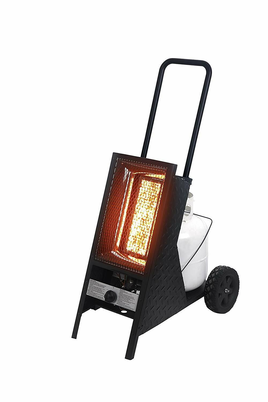 BALI OUTDOORS Portable Radiant Propane Heater 35,000 BTU 18x