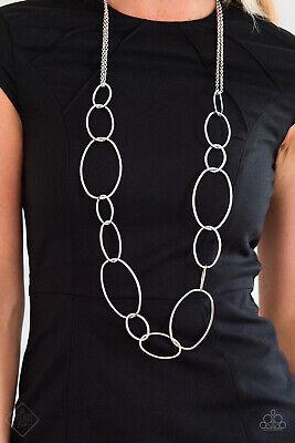 City Necklaces (Paparazzi Necklace - City Circuit -)