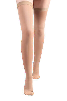 MD 20-30mmHg Graduated Compression Stockings Thigh Highs Therapy Antislip Band 20 Mmhg Graduated Compression Stockings