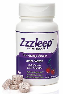 Zzzleep Natural Sleep Aid Best OTC Sleep Aid For Adults Extra Strength USA (Best Otc For Sleep)