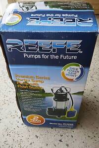 submersible sewerage and dewatering commercial pump. Reefe RVS155 Manly Manly Area Preview