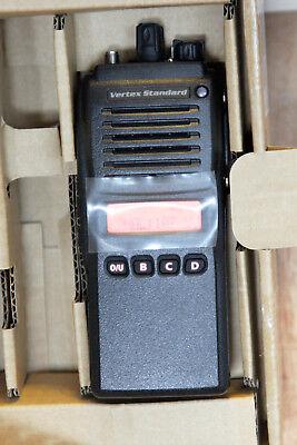 Vertex-standard Vx-925e Bospolice Radio Nib With Battery Vx-924 Vx-929