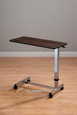 Adjustable Medical Bedside Over Bed Side Table 217