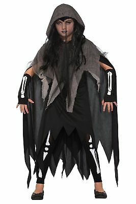 Ghouli Girl Ghost Ghoul - Monster Halloween Costume - Child Size Medium