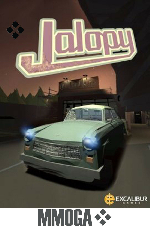 Jalopy - Steam Spiel Digital Download PC Online Key - Abenteuer Simulationen DE