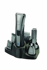 remington pg520 navigator all in 1 grooming kit hair beard clippers trimmers ebay. Black Bedroom Furniture Sets. Home Design Ideas