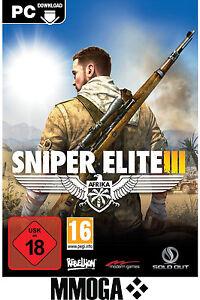 Sniper Elite 3 III Afrika Key STEAM Download Code Computer [DE][EU][PC][UNCUT]
